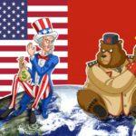 Russie USA