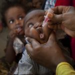 épidémie polio soudan vaccin oral