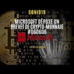 Brevet WO 060606 crypto monnaie