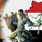 La Syrie résiste Daesh Al Qaeda CIA USA