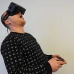 Virtual reality personality profiling health issues