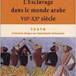 esclavage arabo-musulman états africains négriers