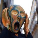 nightmare le Cri Munch