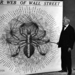 wall street spider web