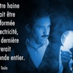 Nikola Tesla Haine