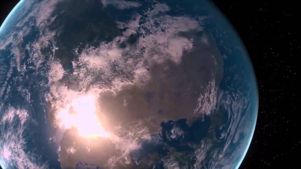 Lightning Earth