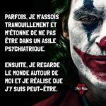 Asile Psychiatrique Joker
