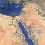 Egypte canal de Suez